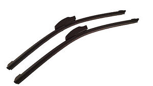 Front Pair Wiper Blades For Volvo P122s P123gt 01 65 12 68 11 11in