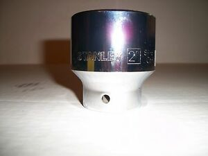 New Stanley 3 4 In Drive 2 Inch 12 Point Socket
