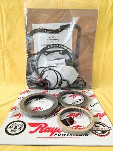 Dodge 46re 47re Transmission Rebuild Kit W Friction Plates 1998 2003