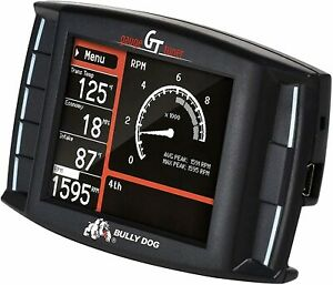 Bully Dog Triple Dog Gt Tuner With Unlock Cable For 13 17 Dodge Cummins 6 7 6 7l