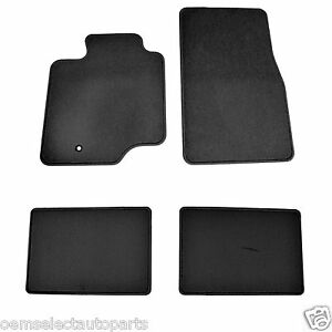 Oem New 2007 2010 Ford Expedition Premium Carpet Factory Floor Mats Black