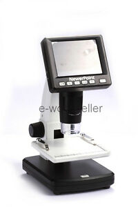 5 0mp Digital Lcd Microscope Electronic Magnifer Camera 1200 Times Digital Zoom