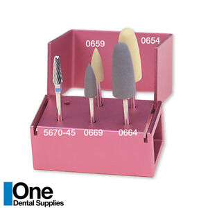 Denture Adjustment And Polishing Set Hp
