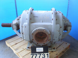 Nash 8 Liquid Ring Vacuum Pump Model H8 Ductile Iron