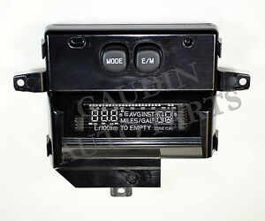 Ford Oem 02 05 Excursion Overhead Roof Console indicator 3c7z10d898aa