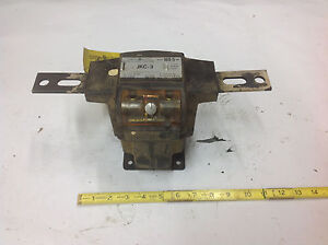General Electric Jkc 3 753x02g9 Current Transformer Ratio 100 5 Amp Nos