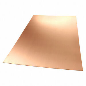 Mg Chemicals 575 Single Sided 1 16 24 X 36 Copper Clad Board