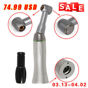 Dental Implant 20 1 Contra Angle Push Button Reduction Handpiece Fit Nsk Kavo Nc
