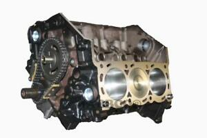 Remanufactured Ford 3 8 232 Short Block 1996 1998 Rwd