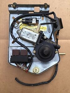 Porsche 944 951 Turbo S2 968 Sunroof Drive Motor Relays With Micro Switches