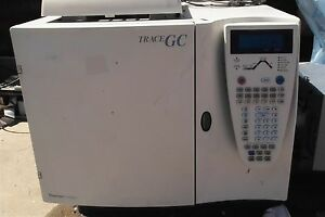 Thermo Finnigan Trace Gc Gas Chromatograph Free Ship