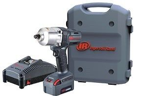 New Ingersoll Rand 20v Iqv 1 2 Impact Wrench Kit W 5 0ahr Battery Ir W7150 K12