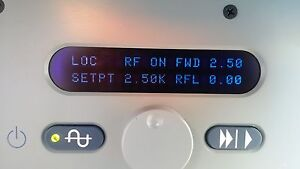 Comdel 13 56 Mhz Rf generator Cx 2500s Tested Working Clean Free Ship