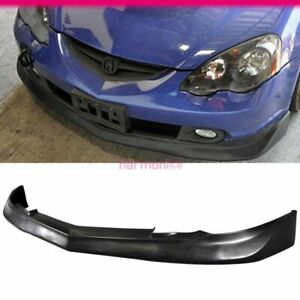 Fits Acura Rsx 2002 2004 Mugen Style Front Bumper Lip Spoiler Bodykit Pu