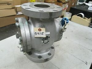Calcon Gas Valve Mod t3603 a 3 300 Flange Mwp 300 Circle Seal Control new