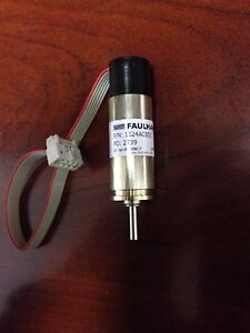 1524a0301 Faulhaber 12vdc Gear Motor W 900 1 Gearhead 512 Count Encoder New