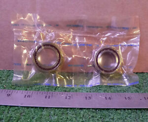 1 New Duplex Pair Nhbb Me 11905dl Thrust Bearings Abec 7 9 make Offer