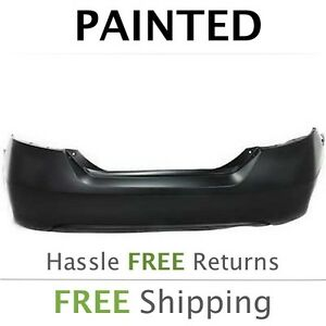 Fits 2006 2007 2008 2009 2010 2011 Honda Civic Coupe Rear Bumper Cover Painted