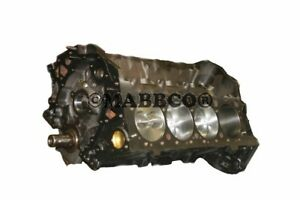 Marine Gm Chevy 5 7 350 Lt1 Short Block 92 97 2 Bolt