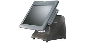 Ncr Realpos Touchscreen Pos Terminal 70xrt Model 7403 W 15 Display