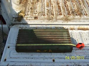 Jd John Deere Tractor Or Combine Grille Screen