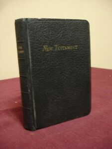 Bible Kjv Jimmy Wakely Inscribed 1945 Includes 2 Rare Movie Posters