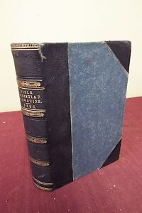 Rare 1886 Bible Christian Magazine Methodist