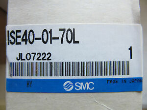 Smc Ise40 01 70l Digital Pressure Switch New In Factory Box Free Shipping
