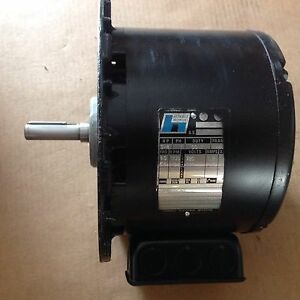 Howell Electric Motors Ac Motor 83683 002 3 4hp 220 440 2 8 1 4a 3ph 50 60hz