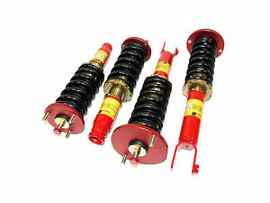 F2 Function And Form Type 2 32ways Adjustable Coilovers 90 97 Honda Accord