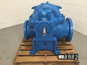 Goulds Pump Model 3405 Size 10x12 12 Stainless Sku P8981