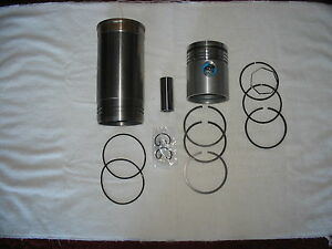 Case 400 700 730 770 800 900 930 970 Tractor A46305 Gas Sleeve Piston Assembly