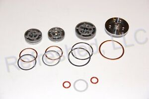 Champion Z102 Speedaire 22nn77 Complete Valve Kit With Gaskets For R15 Pump
