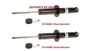 Porsche Cayenne Base vw Touareg Bilstein B4 Oem Rear Shock Absorber Set