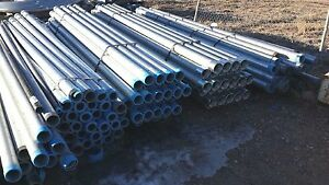 10 Long Galvanized Steel Rigid Conduit Electrical 3 Grc New unused Lot Availbl