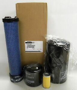 New Holland T2210 T2220 Gear Compact Tractor Filter Service Kit
