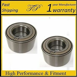 2002 2006 Mitsubishi Lancer Front Wheel Hub Bearing exclude Es Model Pair