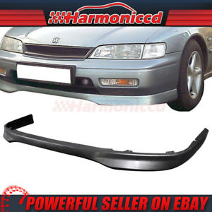 Fits 1994 1995 Honda Accord Front Bumper Lip Spoiler Bodykit R Style