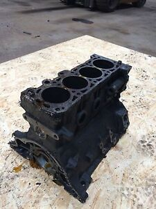 911144 Clark Forklift Engine Block Good Used Reference 00 011