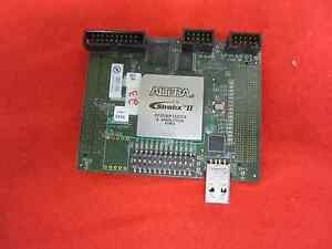 Board With Altera Stratix Ii For Chip Recovery Ep2s180