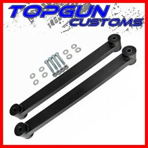 97 02 Ford Expedition Rear Lower Trailing Control Arm Kit W Hardware 4x2 4x4