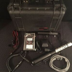 Quest Technologies Aq5000 Pro Test Meter Air Quality Monitor W probe In Case