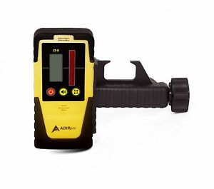 Adirpro Universal Rotary Laser Level Receiver Detector Ld 8 Topcon Leica Cst