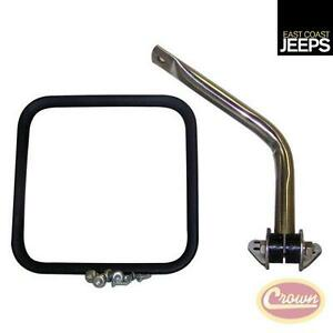 5751195k Crown Mirror Arm Kit right Chrome