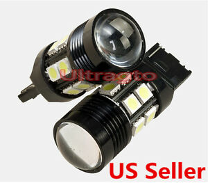High Power Car Cree Led 5050 Smd T20 7440 Socket Projector Backup Tail Light
