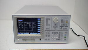 Agilent 4156c Semiconductor Parameter Analyzer
