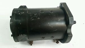 1794945 Good Used Clark Enclosed Drive Motor 36 48 Dc 1794945u