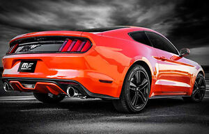 Magnaflow 2015 18 Ford Mustang 2 3l Turbo Ecoboost Street Catback Exhaust System
