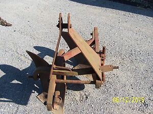 Ford Plow For Tractor 2 14 Plow