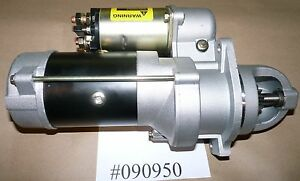 Mineapolis Moline Gear Reduction Starter Gas Lp G900 G1000 G1050 G1350 Tractor